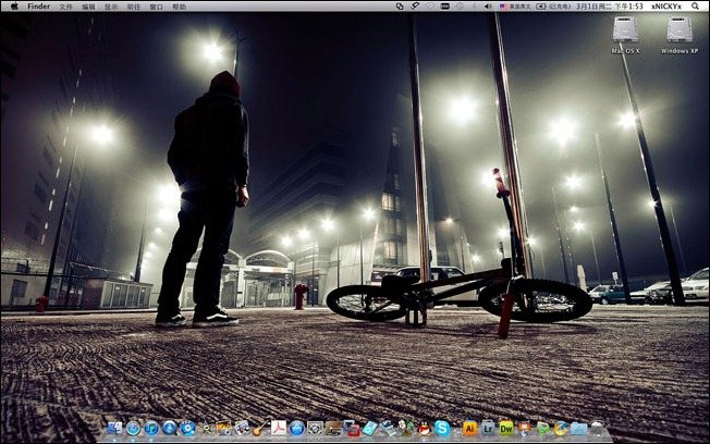 8 MacCustomization designsmag Mac OS Customization Ideas