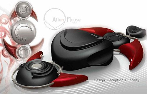 24 Stylish and stunning Mouse Designs - Designs Mag