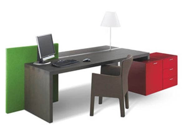 Karel Boonzaaijer and Dick Spierenburg MeMo Office Furniture 702 35 Super Modern Office Desk Designs - Designs Mag