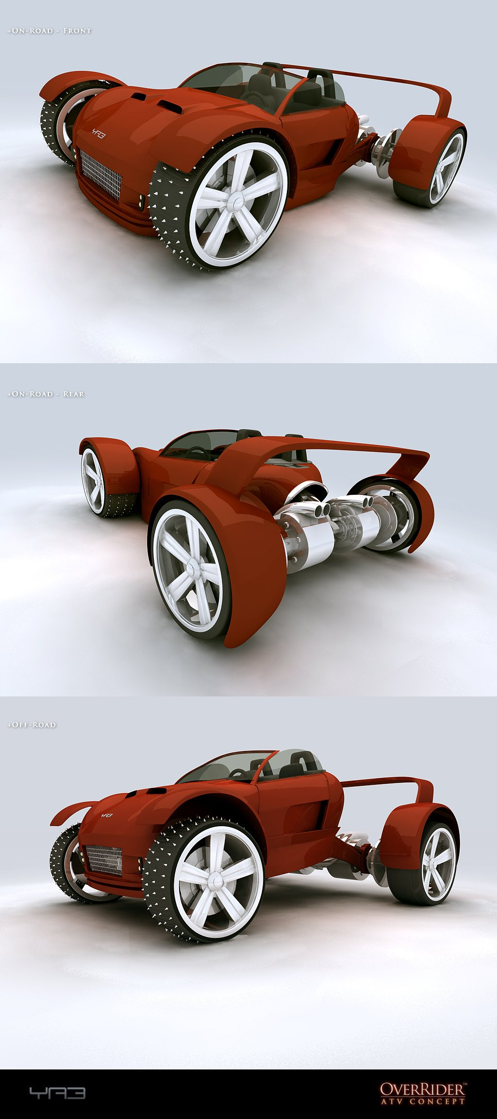75 Concept Cars Of The Future Incredible Design - Designsmag