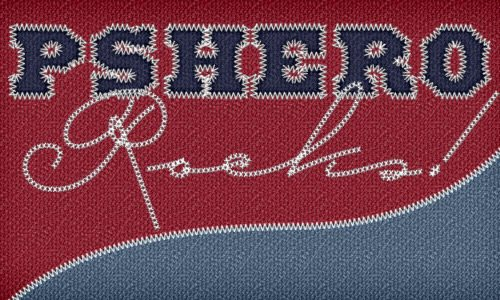 Text In Stitches 30 Interesting Photoshop Text Effect Tutorials - Designs Mag