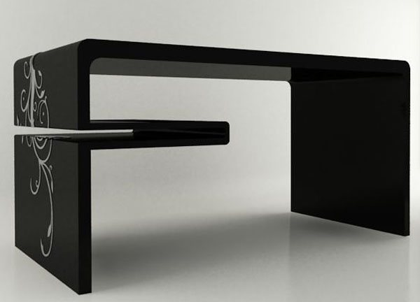 WD desk 35 Super Modern Office Desk Designs - Designs Mag