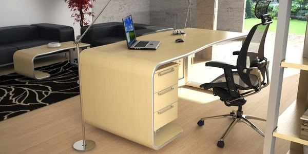 aura 35 Super Modern Office Desk Designs - Designs Mag