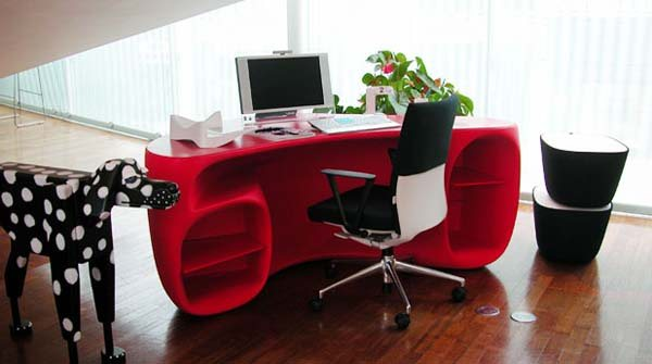 baobab desk 2 35 Super Modern Office Desk Designs - Designs Mag