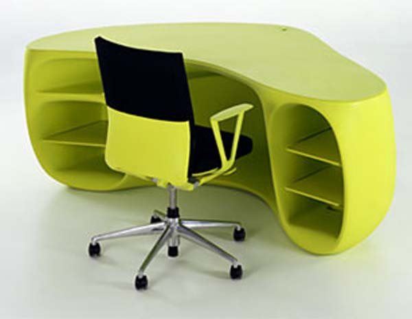baobab desk 35 Super Modern Office Desk Designs - Designs Mag