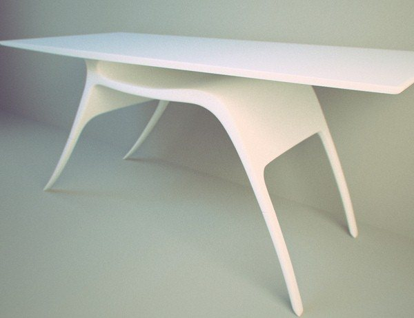deer desk 35 Super Modern Office Desk Designs - Designs Mag