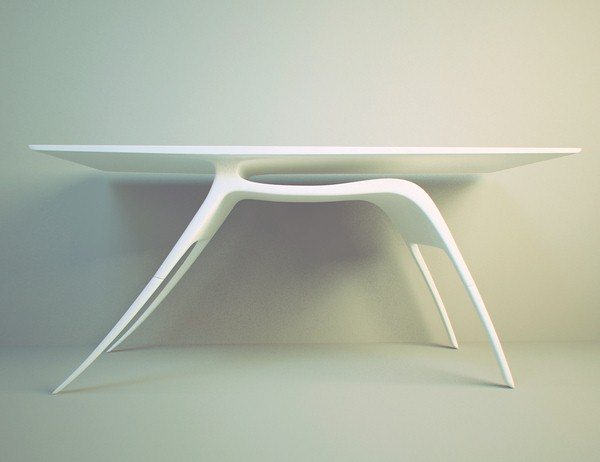 deer desk23 35 Super Modern Office Desk Designs - Designs Mag