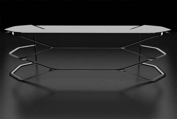 hexadesk2 35 Super Modern Office Desk Designs - Designs Mag
