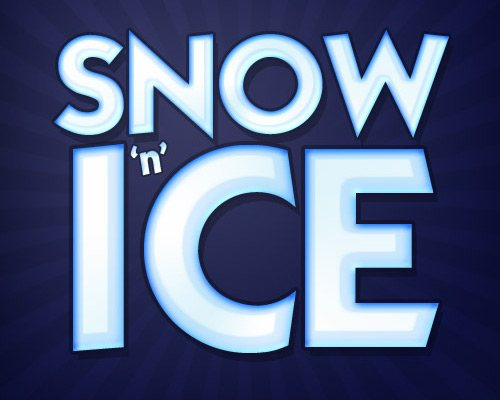 icey styles 30 Interesting Photoshop Text Effect Tutorials - Designs Mag