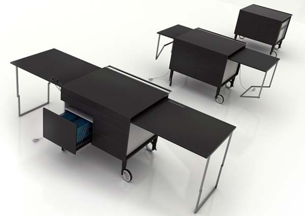 kanapetko01 35 Super Modern Office Desk Designs - Designs Mag
