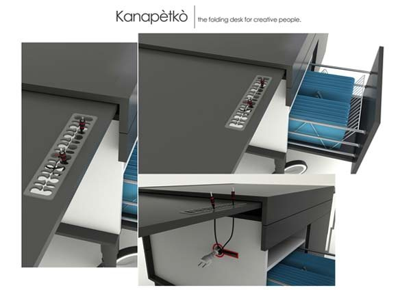 kanapetko05 35 Super Modern Office Desk Designs - Designs Mag
