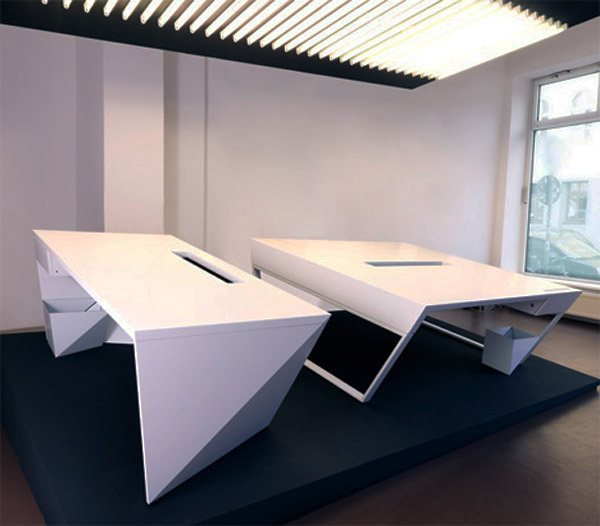 kenzo air2 35 Super Modern Office Desk Designs - Designs Mag