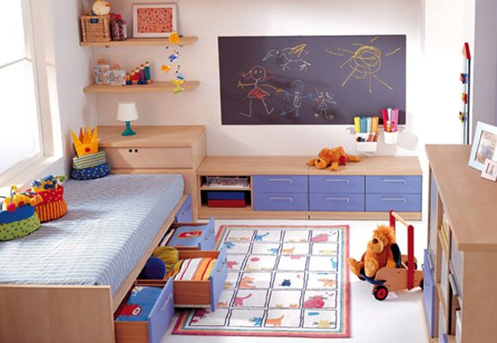40 Fantasy Kids Room Decorating Ideas - Designs Mag