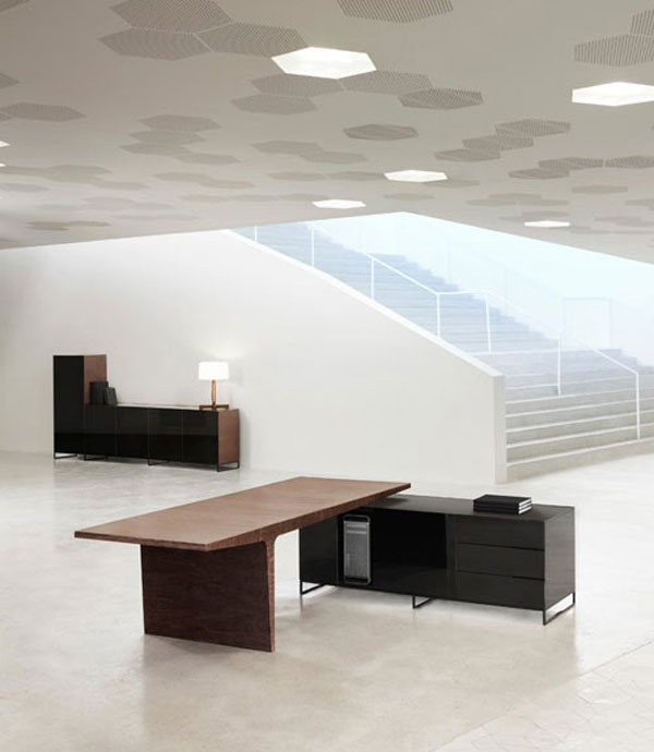 level desk 2 35 Super Modern Office Desk Designs - Designs Mag