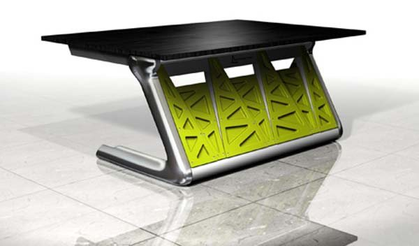 life desk 35 Super Modern Office Desk Designs - Designs Mag