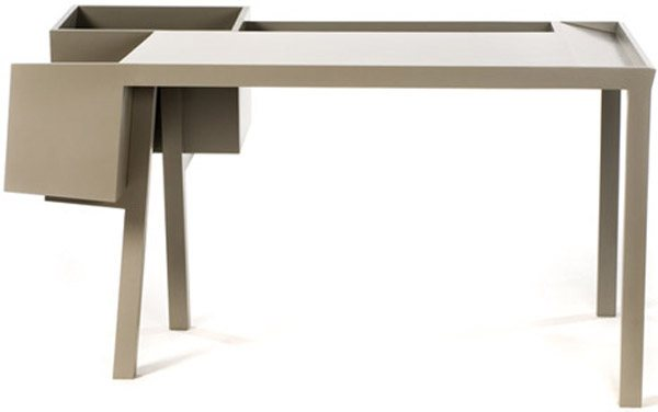 messydesk1 35 Super Modern Office Desk Designs - Designs Mag