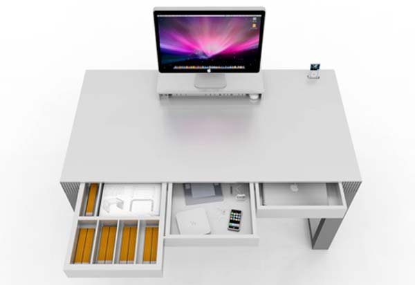 novanta 35 Super Modern Office Desk Designs - Designs Mag