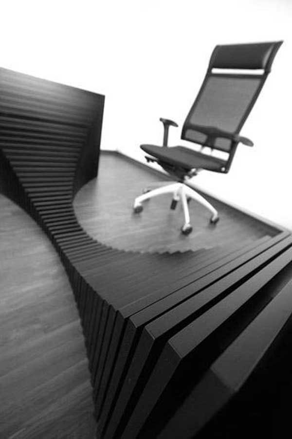 office desk2 35 Super Modern Office Desk Designs - Designs Mag