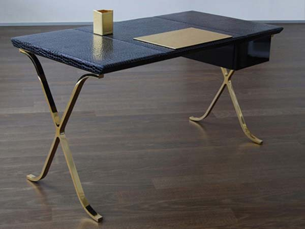 sabinoaprile desk barcellona luxury 1 35 Super Modern Office Desk Designs - Designs Mag