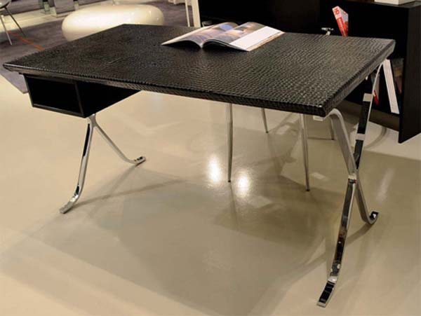 sabinoaprile desk barcellona luxury 2 35 Super Modern Office Desk Designs - Designs Mag