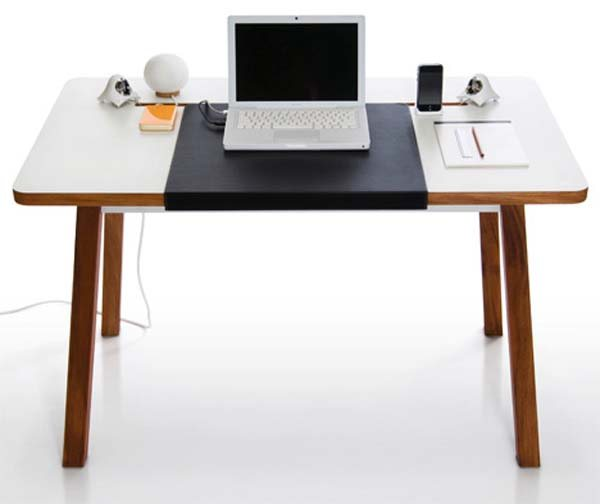 studio desk 35 Super Modern Office Desk Designs - Designs Mag