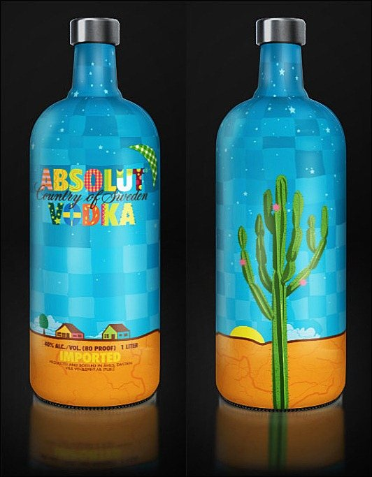 50 Stunning and Spectacular Bottle Designs - Designs Mag
