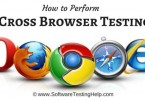 Cross Browser Testing Tools for Designers