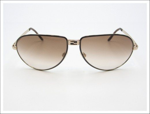 Fendi Sl Aviator Sunglasses 520x395 45 Graceful Sunglasses Designs