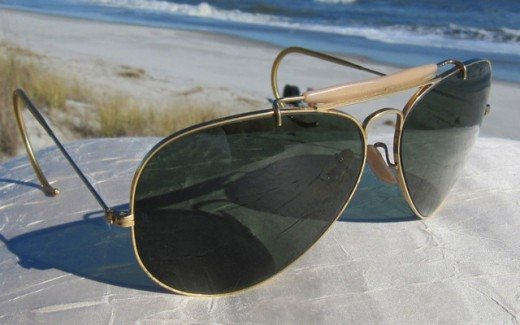 Latest Design of Aviator Sunglasses 520x325 45 Graceful Sunglasses Designs