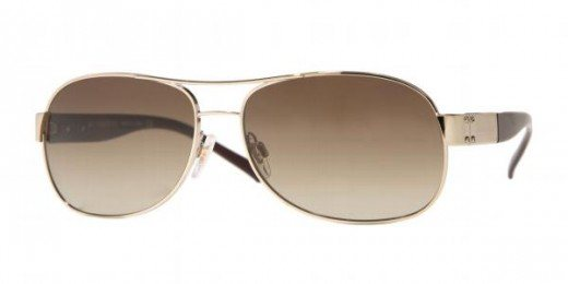 Womens Burberry Sunglass1 520x260 45 Graceful Sunglasses Designs