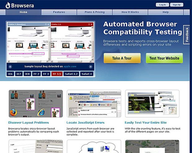 15 Cross-Browser Compatibility Tools For Designers - Designs Mag
