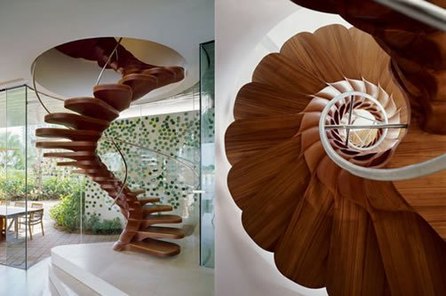 24 Incredible Stairs and Staircase Designs - Designs Mag
