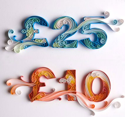 30 Amazing Paper Art Example by Designs Mag