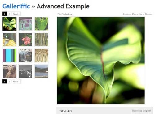 50 jQuery Image Gallery Tutorials - Designs Mag