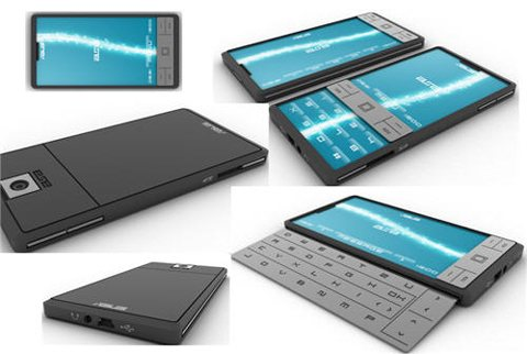 Aura Concept Phone 45 Superb Concept Cell Phone Designs
