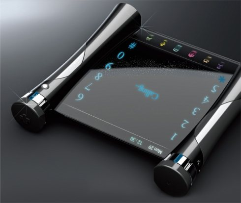 Visual Sound deaf phone 1 45 Superb Concept Cell Phone Designs