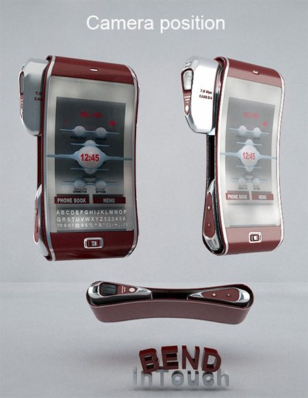 ccellp13 45 Superb Concept Cell Phone Designs