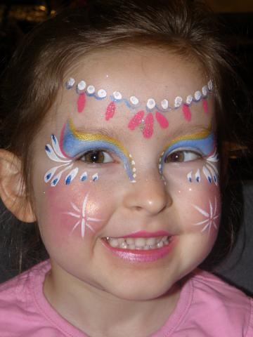 Kids Painting on 60 Extraordinary Face Painting    Designsmag   Designs Mag   Designs