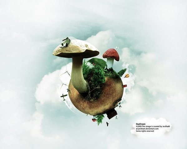 55 Mind Blowing & Creative Photo Illustration - Designs Mag