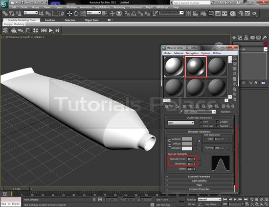 tooth paste 14 How to Make Tooth Paste in 3D Max - Designs Mag