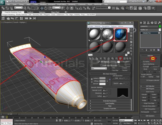 tooth paste 20 How to Make Tooth Paste in 3D Max - Designs Mag