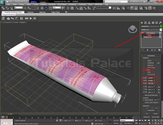 tooth paste 22 How to Make Tooth Paste in 3D Max - Designs Mag