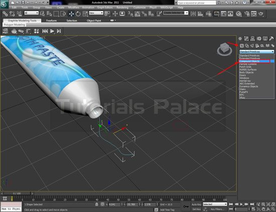 tooth paste 29 How to Make Tooth Paste in 3D Max - Designs Mag