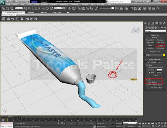 tooth paste 43 How to Make Tooth Paste in 3D Max - Designs Mag