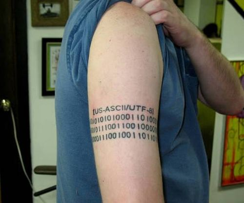 geeky tattoo 45 65 Technology