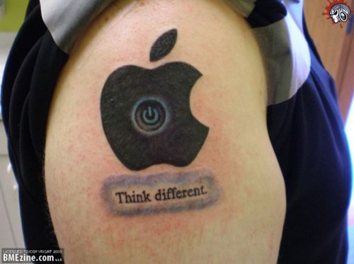 Technology Tattoos Designs