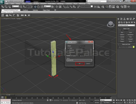 toothbrush 3d 2 Making of Toothbrush in 3D Max