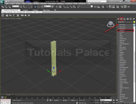 toothbrush 3d 5 Making of Toothbrush in 3D Max