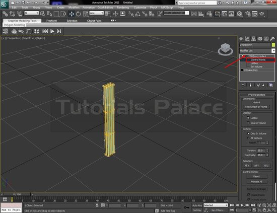 toothbrush 3d 6 Making of Toothbrush in 3D Max