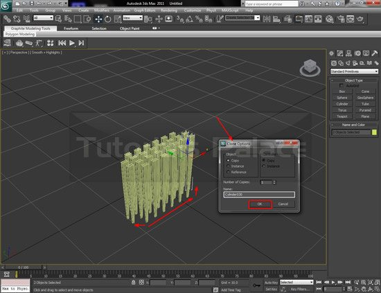 toothbrush 3d 8 Making of Toothbrush in 3D Max